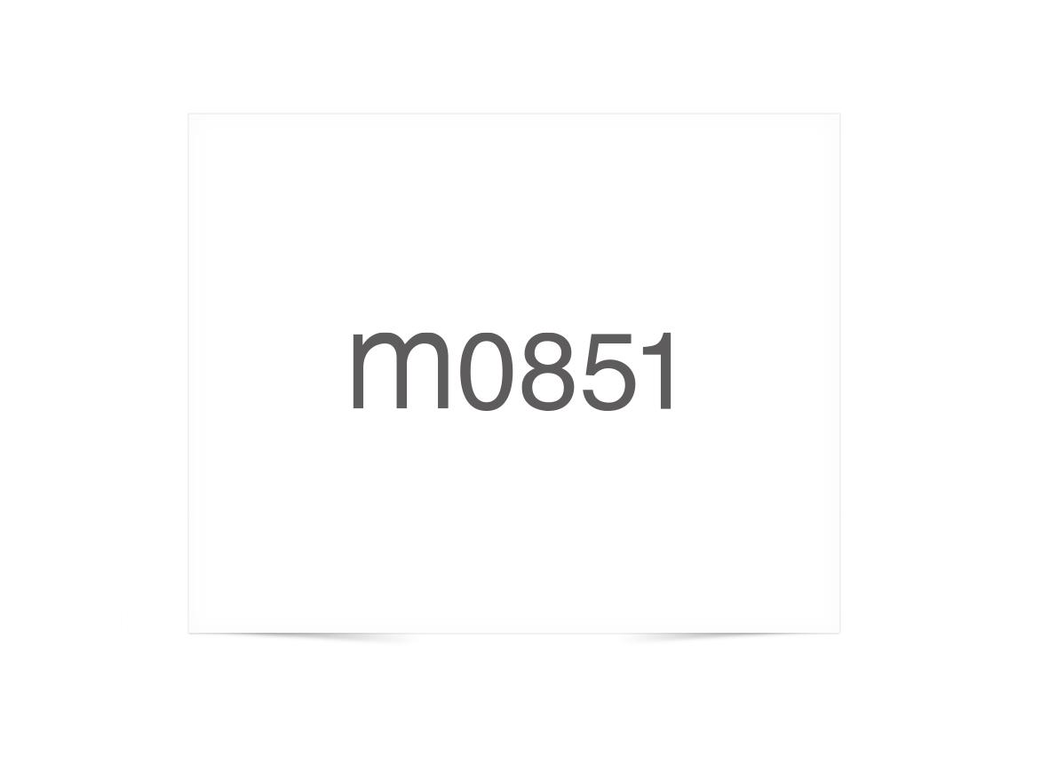 m0851 est une entreprise montréalaise ou l'on conçoit, fabrique et commercialise une vaste gamme de sacs, accessoires et vestes de cuir, et de vêtements d'extérieur.