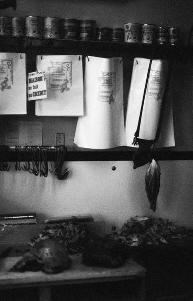 comptoir boucher